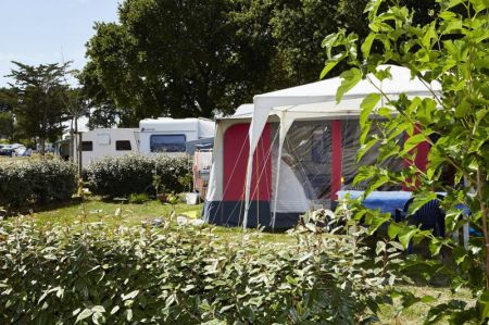 emplacement camping plage